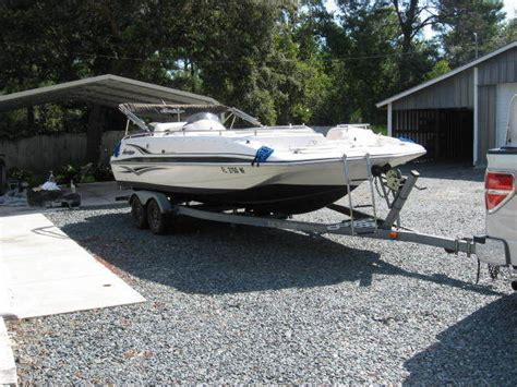 hurricane deck boat fishing seats hurricane fun deck gs201 2006 for sale for 18 500 boats