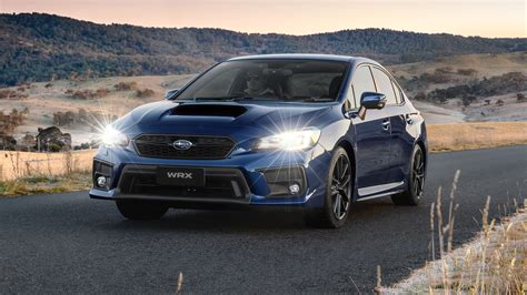 subaru sti 02 2018 subaru wrx wrx sti pricing and specs tweaked looks