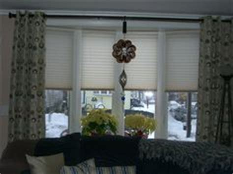 Blinds For Bow Windows Ideas window ideas for living room curtains round 3 windows