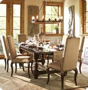 pottery barn dining rooms pinterest knockout knockoffs pottery barn dining room for the
