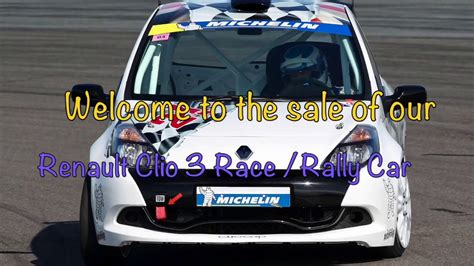 renault clio rally car renault clio cup race rally car for sale with mikeedge
