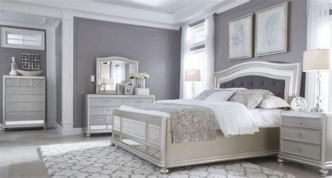 Silver King Bedroom Set by Coralayne Silver Bedroom Set Pinteres