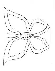Easy Butterfly Coloring Pages For Preschoolers L L L L L
