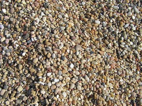 Pea Gravel Mulch Collins Landscape In Sc Mulch More