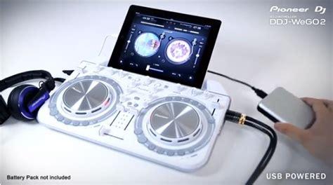 console dj a poco prezzo pioneer ddj wego2 console per dj compatibile con i