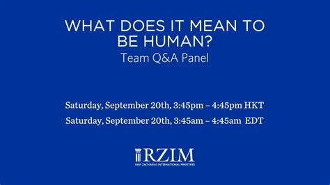 what does no section 8 mean what does it mean to be human q a panel youtube