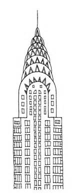 Chrysler Building Architectural Drawing 25 Best Ideas About Building Drawing On