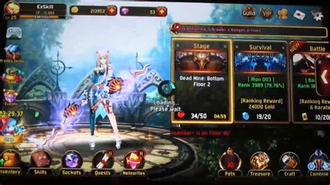 game android kritika mod offline game review kritika the white knights online youtube