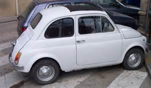 Fiat Cinquecento White Car Picker White Fiat 500