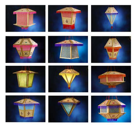 Handmade Diwali Lantern - diwali l shades 97001 in kolhapur maharashtra india