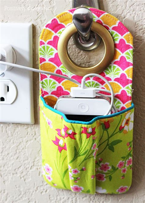 hanging charging station 50 last minute handmade gifts you can diy in 60 minutes or