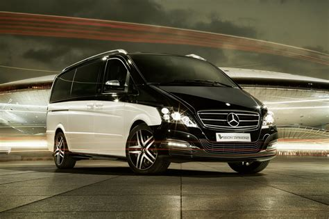 Mercedes Viano by Gtosupersport Mercedes Viano Vision