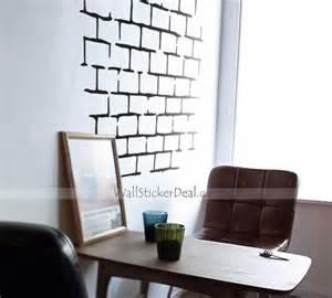 white brick wall stickers wallstickerdeal com cracked wall decal pink brick wall girls bedroom wall sticker