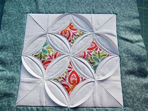Cathedral Window Patchwork Tutorial - best 25 cathedral window patchwork ideas on