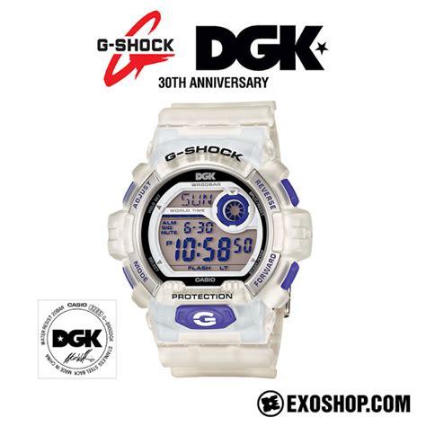 Gshock X Dgk g shock x dgk x stevie williams g 8900dgk 7 exo shop