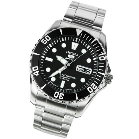 seiko 5 sports automatic diving snzf17j1