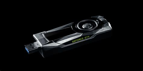 Geforce Usb Giveaway - co optimus news e3 2017 nvidia s e3 giveaway includes limited edition goodies