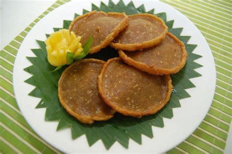 membuat kue lu lu manado resep dan cara membuat kue cucur gula merah manado enak