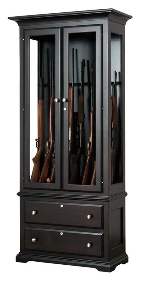 solid wood gun cabinet alps solid wood gun cabinet guns wood gun