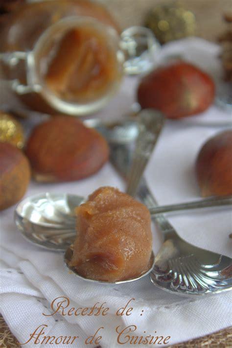 recette de la cr 232 me de marrons amour de cuisine