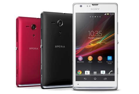 sony android phone sony xperia sp android phone announced gadgetsin