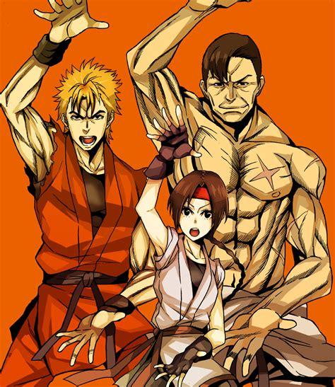imagenes anime kof king of fighters image 1564724 zerochan anime image board