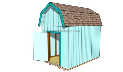 how to build a gambrel roof how to build a gambrel roof shed howtospecialist how