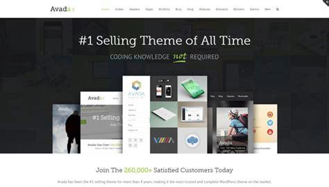 avada theme bootstrap top 8 fastest wordpress themes
