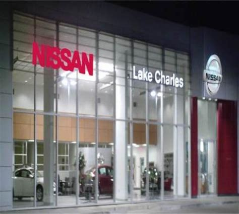 nissan dealership in lake charles la nissan of lake charles lake charles la 70615 car