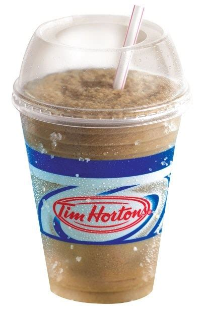 Tim Hortons Iced Cappuccino reviews in Coffee   ChickAdvisor