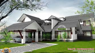 style home plans june 2015 kerala home design and floor plans