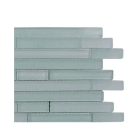 splashback tile temple tranquility glass tile 3 in x 6