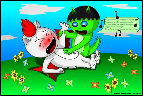 Tickle Me A Story Of Big Tickles Small Tickles Anywhere Tickles my deviantart story by mooglemage on deviantart
