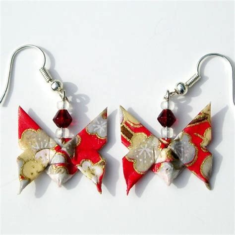 Bijoux Origami - 1000 ideas about boucle d oreille origami on