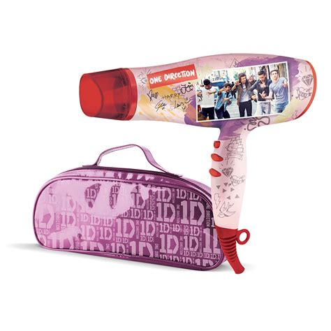 Hair Dryer Bag Uk one direction midnight memories hair dryer with travel bag