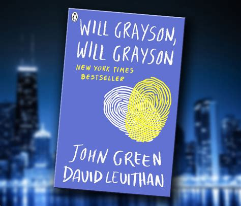 grayson books will grayson will grayson by david levithan and
