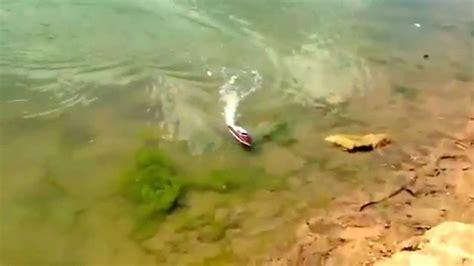 rc boat fishing for catfish rc boat fishing doovi