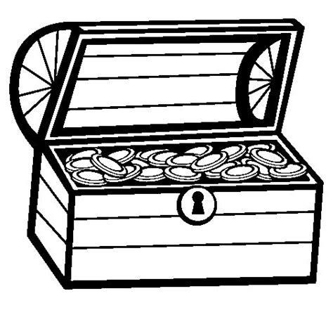 dibujo de un tesoro dibujo de tesoro para colorear dibujos net
