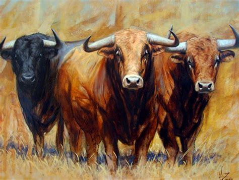 imagenes toros abstractos pintura moderna y fotograf 237 a art 237 stica cuadros al 211 leo
