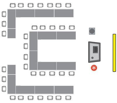 classroom layout for discussions classroom layouts seating arrangements for effective