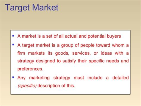 Target Market For Mba Programs by Mba I Mm 1 U 3 1 Stp