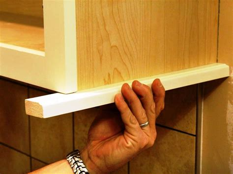 How Install Kitchen Cabinets by Steps How To Install Kitchen Cabinets Yourself