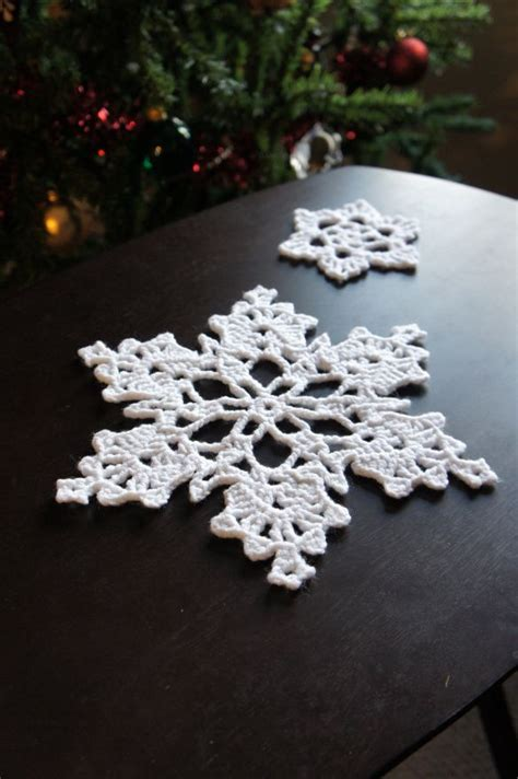 snowflake doily pattern 17 best images about crochet snowflakes on pinterest