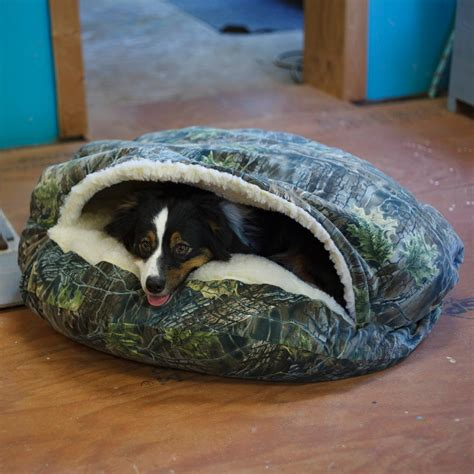 cave dog beds snoozer cozy cave dog beds hooded dog beds cave