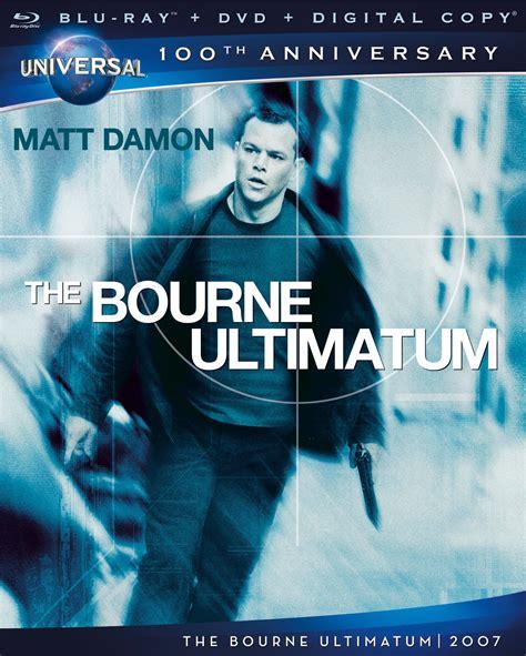 The Bourne Ultimatum the bourne ultimatum dvd www pixshark images