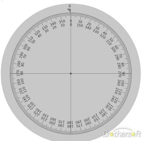 circle protractor template 28 images of 360 degree protractor template infovia net