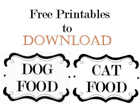 printable dog labels search results for free gift label printables calendar