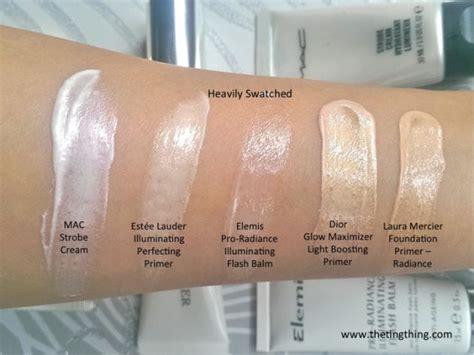 Mac Strobe Primer glow maximizer vs mac strobe search makeup