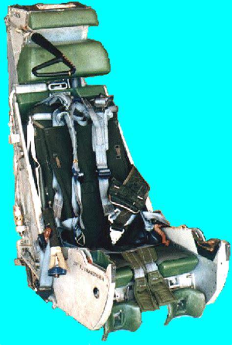 saab viggen seats saab 37 viggen ejection seat 2 the ejection site
