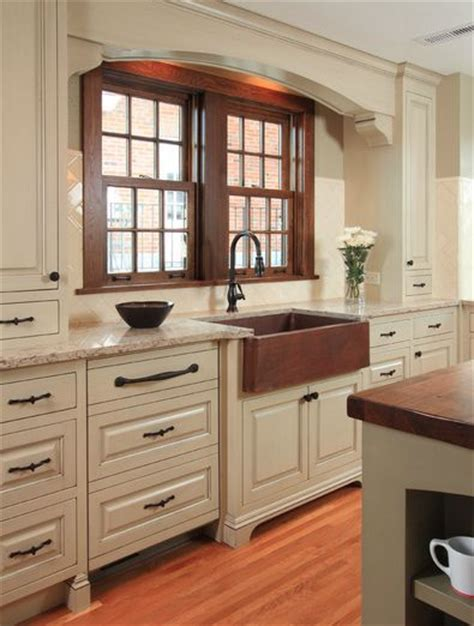copper sink white cabinets 1000 images about go cambria or go home kitchens on